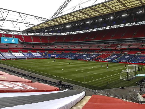 Calcio: stampa, il 29 agosto Wembley con il pubblico