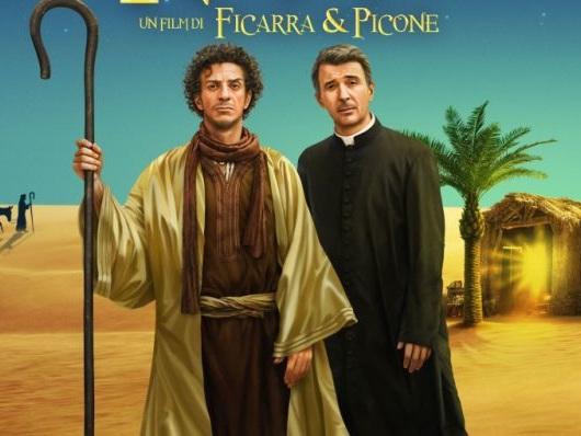 """""""Il primo Natale"""" di Ficarra e Picone dal 12 dicembre al cinema"""