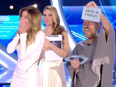 Grande Fratello Vip 2017: Daniele Bossari e Aida Yespica in finale – Video