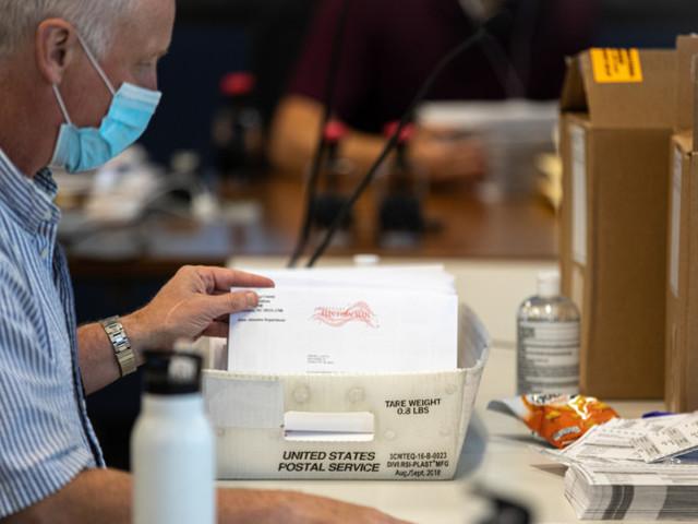 Il conteggio dei voti postali è troppo lento, in Pennsylvania si rischia il caos