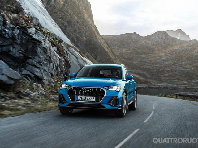 Audi Q3 - La Suv diventa più grande e tecnologica