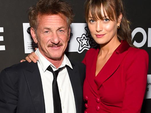 Sean Penn è un uomo sposato