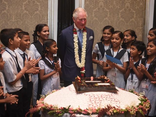 Il principe Carlo compie 71 anni e in India festeggia con Katy Perry