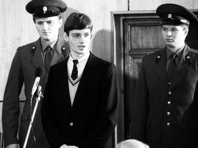 30 anni fa il processo a Rust, l'occidentale che violò la cortina di ferro