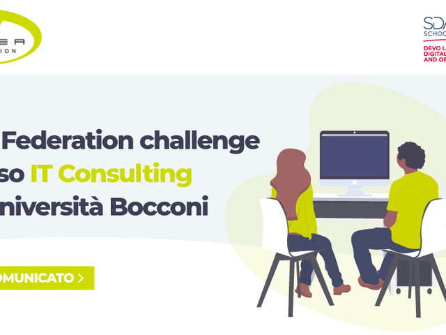 Altea Federation challenge al corso IT Consulting dell'Università Bocconi