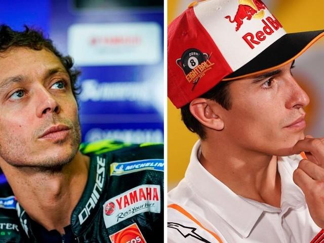 """Marquez loda Rossi: """"Passano gli anni ma lui c'è sempre"""""""