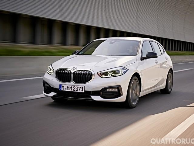 BMW Serie 1 - Al volante della nuova 118d Sport