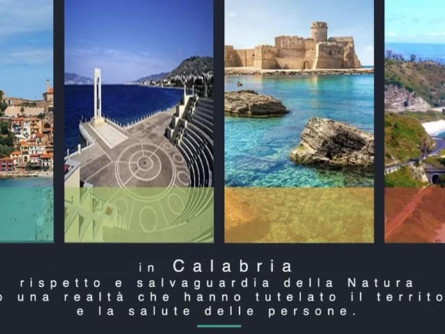 """Spot choc per il turismo in Calabria: """"Venite in vacanza nella Locride, al Nord ci si ammala"""""""