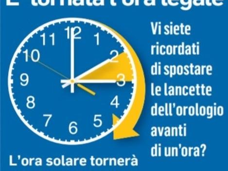 Soluzione: Come cambiare l'ora sullo smartwatch o smartband?
