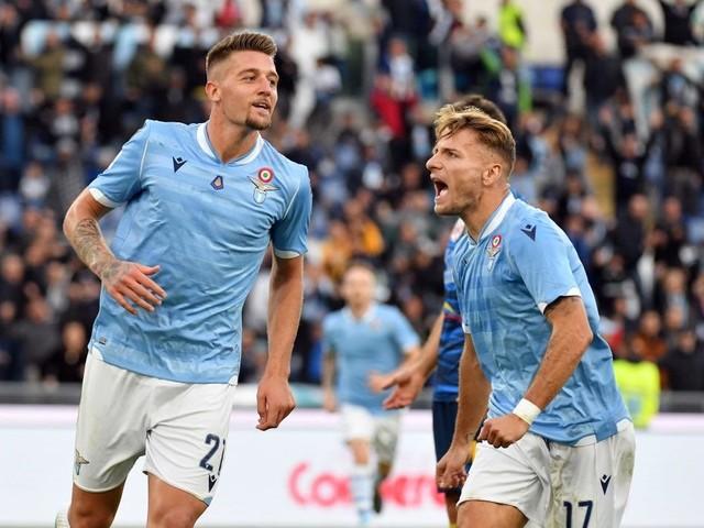 Lazio da Champions, merito dei fantastici quattro