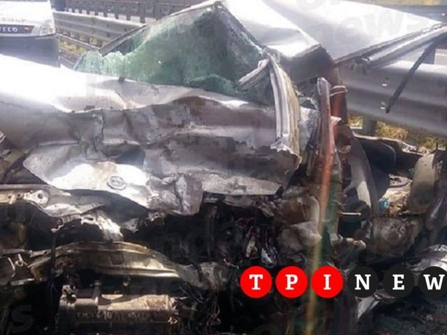 Carabiniere ubriaco guida contromano in supestrada: scontro frontale con un'auto, 1 morto e 2 feriti