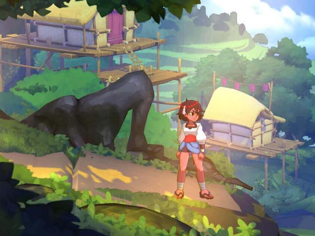 Indivisible: il titolo di Lab Zero e 505Games si presenta con uno stile unico e si evolve rispetto al genere