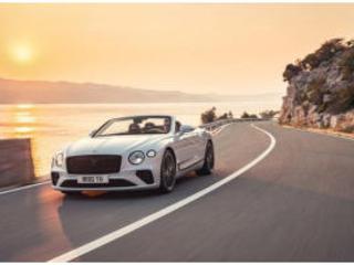 Bentley Continental GT Convertible: elegante granturismo cabriolet