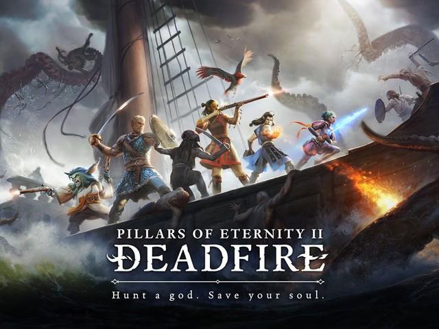 Pillars of Eternity 2 Deadfire Ultimate Edition ha una data di uscita su console