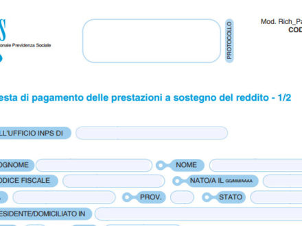 Naspi 2018: modello sr163 in pdf e guida alla compilazione