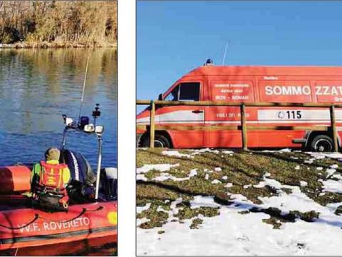 Continuano anche in Trentino le ricerche dei coniugi bolzanini scomparsi verifiche su abiti recuperati nell'Adige