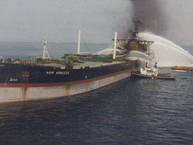Il disastro del Moby Prince avvenuto a Livorno il 10 aprile 1991