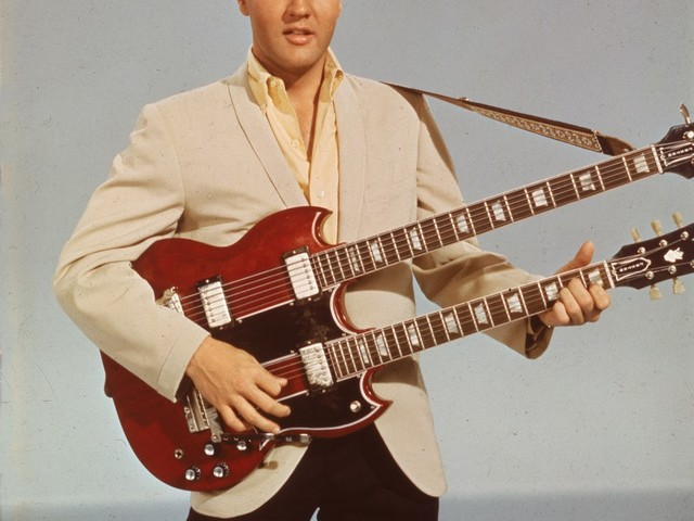 40 anni fa moriva Elvis Presley, il Re del rock'n'roll