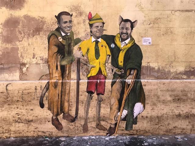 Conte e l'assedio di Di Maio su Siri per pressare Salvini