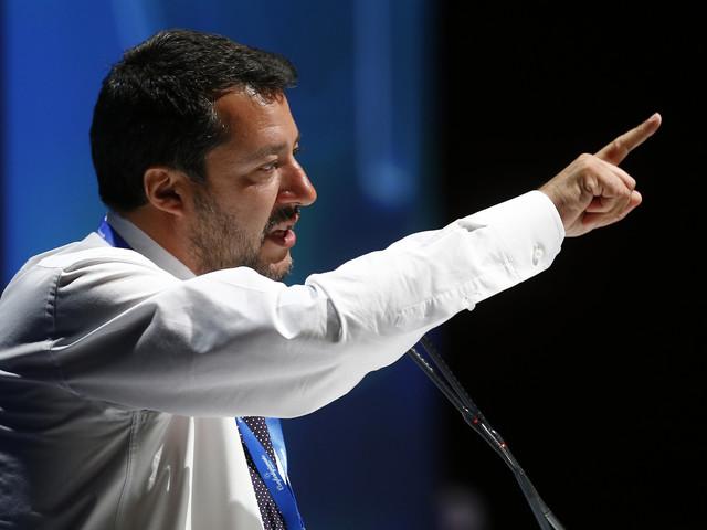 Sondaggio Ipsos: Salvini il politico italiano più popolare Francia