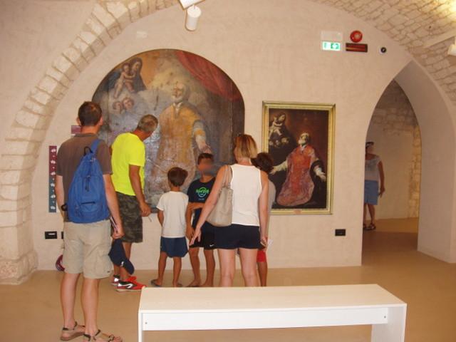 Ostuni: museo diocesano, iniziative per la Giornata nazionale Quinta edizione