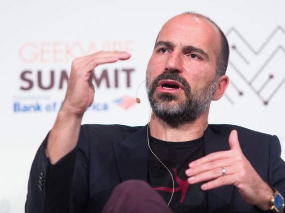 Uber - Scelto il nuovo ceo: è Dara Khosrowshahi