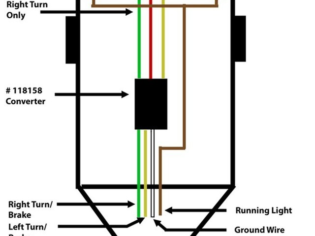 Trailer Wiring Diagram Tail Light