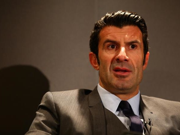 Figo e la sicurezza in Barcellona-Real Madrid VIDEO