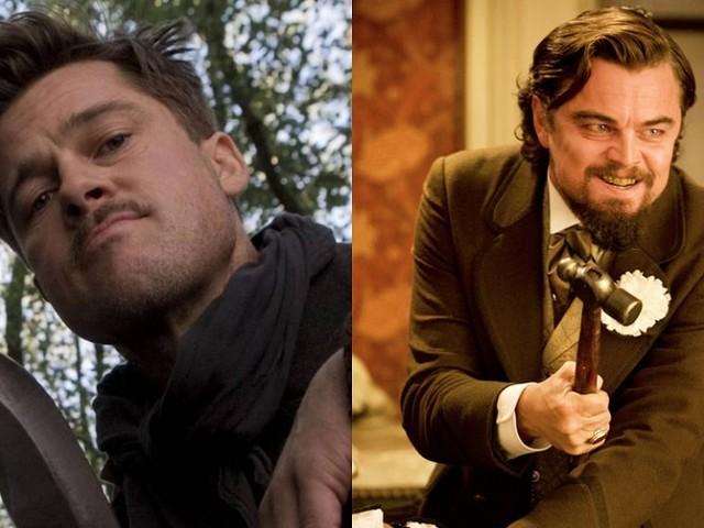 Once Upon a Time in Hollywood: Leonardo DiCaprio (armato di fucile) e Brad Pitt nelle nuove foto dal set
