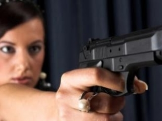Posso andare in giro con una pistola per difesa personale?