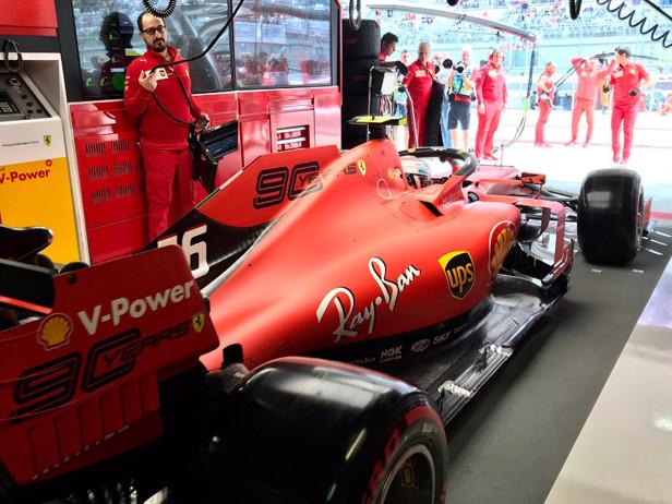 Formula 1, GP Brasile: buona Ferrari nelle libere, ma l'incognita resta il ritmo gara