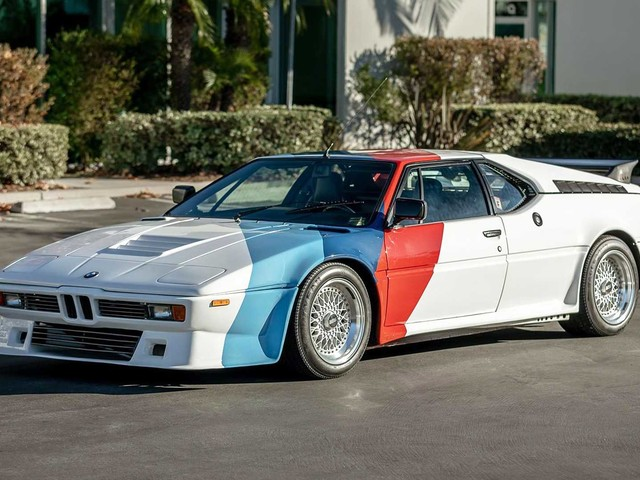 In vendita la BMW M1 di Paul Walker, tre volte speciale