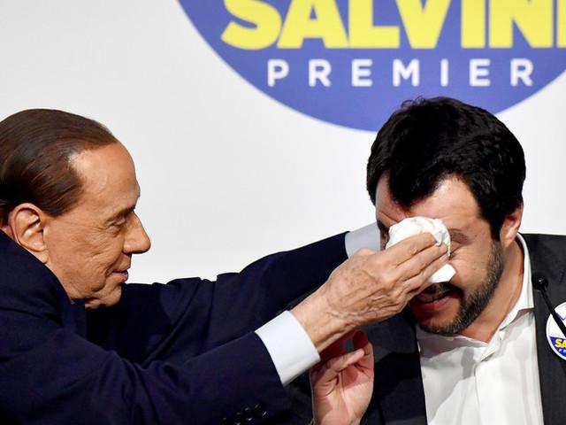 Salvini vuole la federazione, ma Berlusconi non ci sta