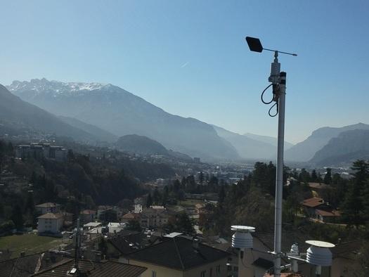 Qualità dell'aria in Trentino: nel mese di settembre inquinamento moderato