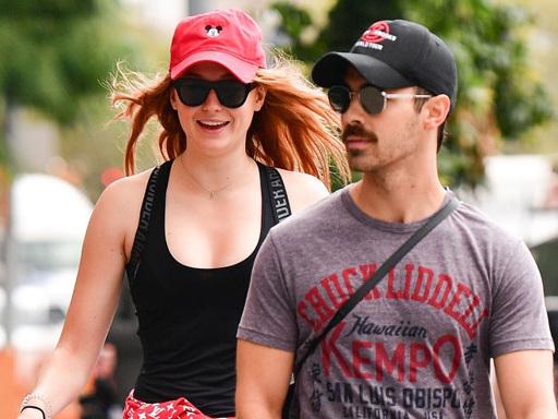 Joe Jonas, Sophie Turner è rimasta totalmente sorpresa dalla proposta di matrimonio