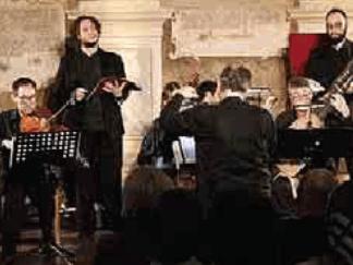 Musicantica al Castello del Buonconsiglio con l'Ensemble Rosso Porpora