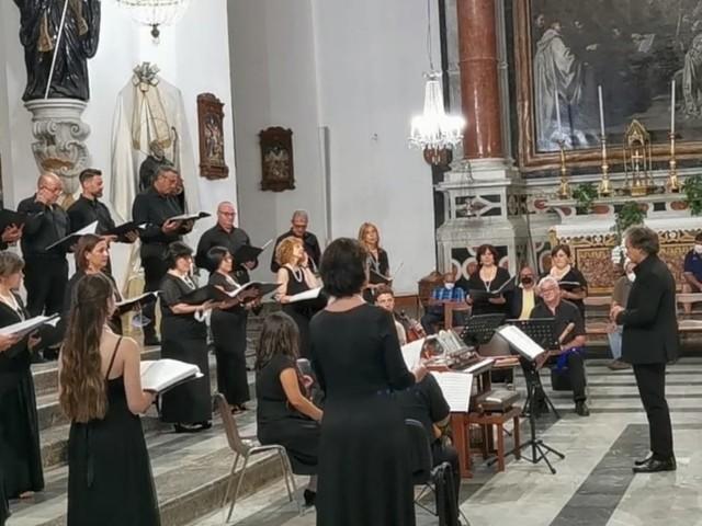 Si conclude con successo il secondo appuntamento del XXXIV Festival Organistico a San Martino delle Scale