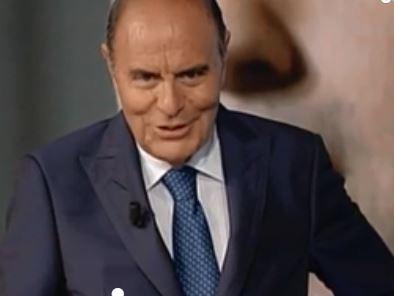 """Vespa: """"Io sono come Noè: ho 50 anni di politica alle spalle e tutti i presidenti mi chiedono consigli"""""""