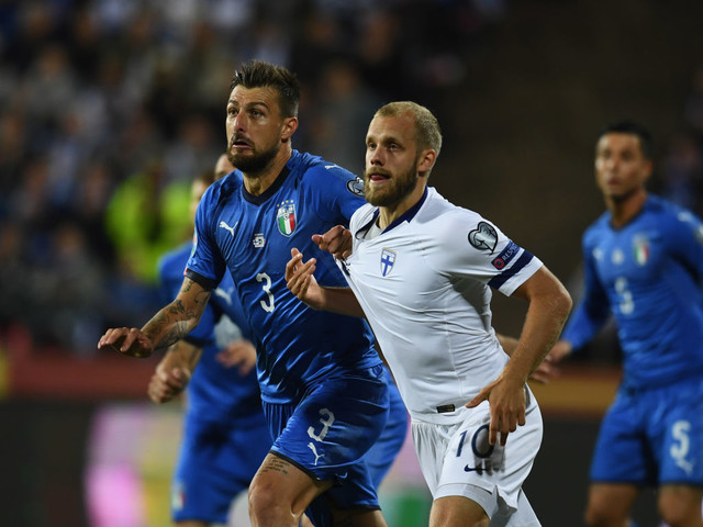 """Italia, Acerbi: """"Giocare all'Olimpico è stata un'emozione inspiegabile, è bello far parte di questo gruppo"""""""