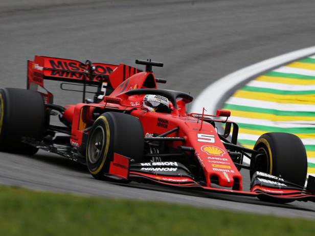 Formula 1, GP Brasile: il confronto tra le telemetrie di Vettel e Verstappen
