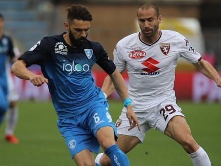 Empoli, quattro gol al Torino: la salvezza ancora possibile