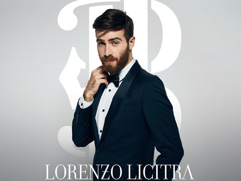 """Lorenzo Licitra: ascolta le canzoni nell'EP """"In The Name of Love"""""""