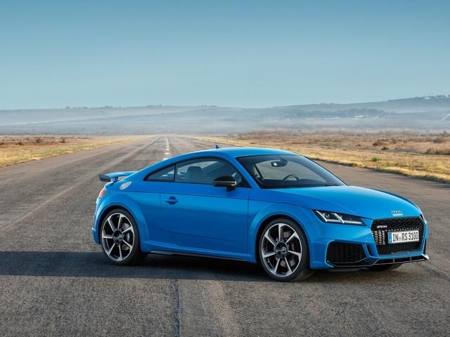 Nuova Audi TT: futuro elettrico come unica soluzione