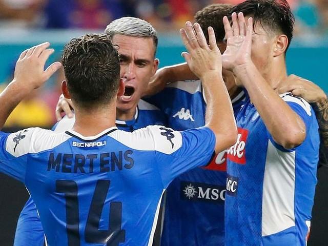 Napoli Sampdoria streaming e tv: dove vedere la partita in diretta live