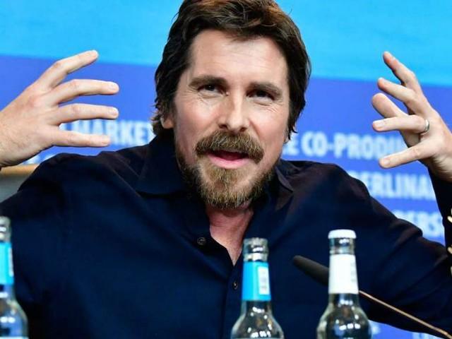 """Festival di Berlino 2019, Christian Bale show: """"Cheney il personaggio più terribile"""""""