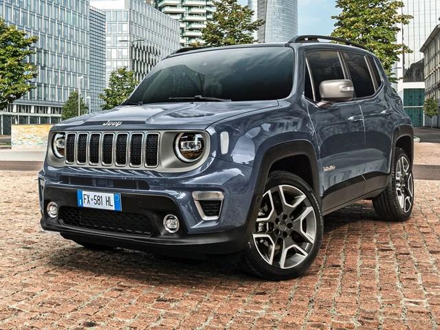 Jeep Renegade: la più apprezzata tra le piccole SUV