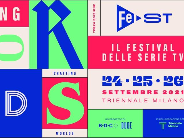 FeST – Il Festival delle Serie Tv: le date a settembre, il programma completo e gli ospiti