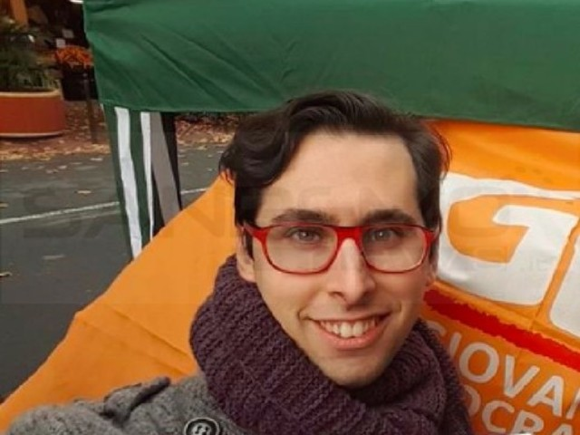 Gianluca Collina eletto Segretario di circolo del Partito Democratico di Vallecrosia
