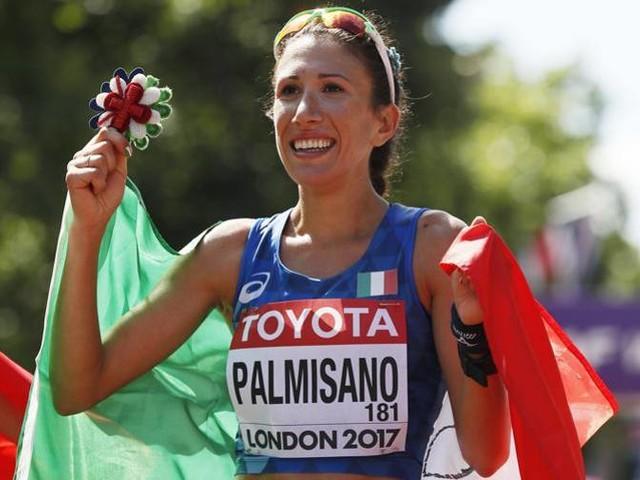 20 km: Palmisano di bronzo L'Italia sorride solo alla fine