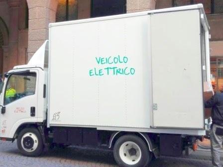I primi furgoni elettrici italiani omologati nelle serie da 35, 55 e 75 quintali